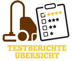 Staubsauger Testberichte Illustration